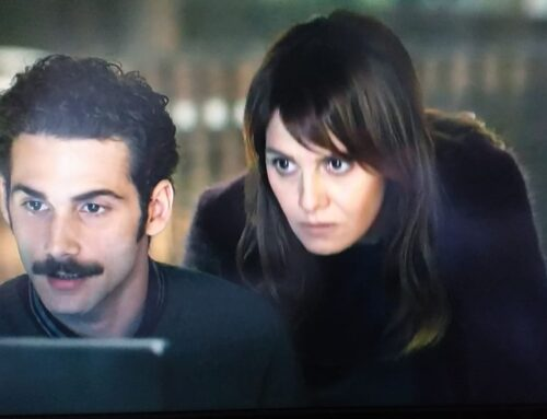 Matteo Sintucci protagonista del film VIVO! e fra i protagonisti della serie tv PETRA (in programmazione su SKY ATLANTIC)